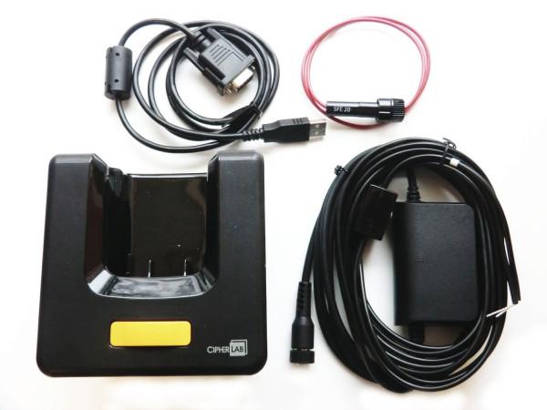 Cipherlab Fahrzeug-Cradle CPT-9700