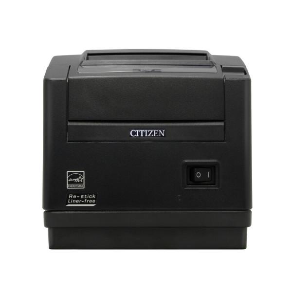 Citizen CT-S601II Kassendrucker 80mm BT schwarz