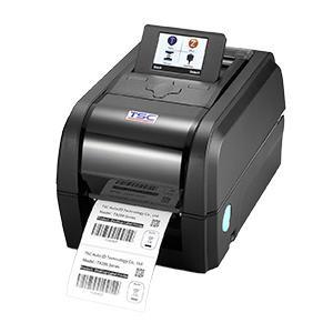 TSC TX600 600dpi Etikettendrucker Display