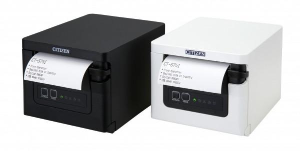 Citizen CT-S751 Kassendrucker 80mm schwarz