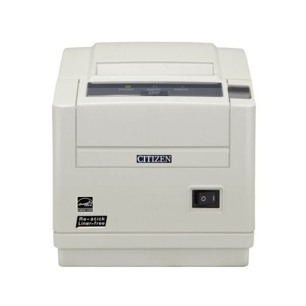 Citizen Kassendrucker CT-S601II BT weiss