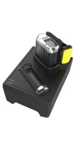 Zebra 1-fach Lade-/Übertragungsstation RS6000