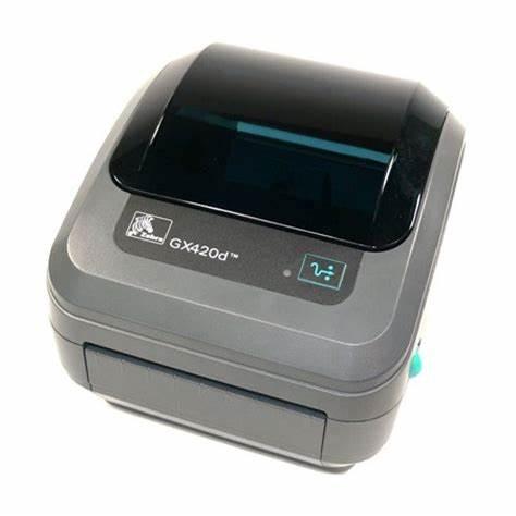 Zebra GX420d Thermo Etikettendrucker 203dpi
