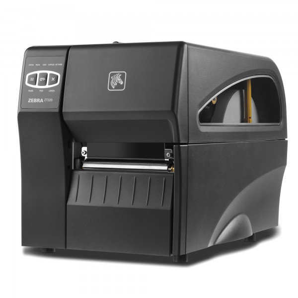 Zebra ZT220 Etikettendrucker 300dpi LAN