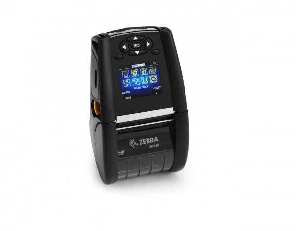 Zebra ZQ610 Mobiler Drucker WLAN