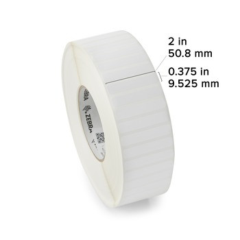 Zebra 880247-025D Z-Ultimate 3000T White Label Etiketten