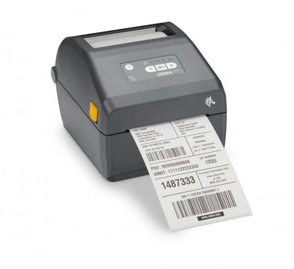 Zebra ZD421d Thermo Etikettendrucker 300dpi BT (BLE) WLAN