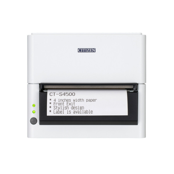 Citizen Kassendrucker CT-S4500 BT weiss