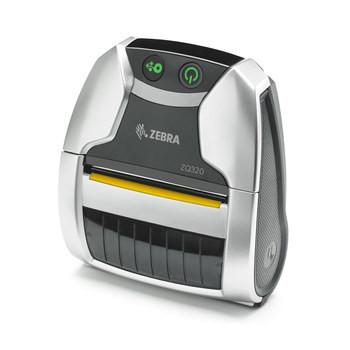Zebra ZQ320 Mobiler Drucker Indoor