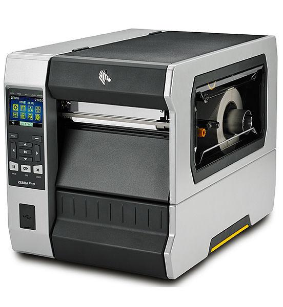 Zebra ZT620 Etikettendrucker 300dpi Farbe Touchscreen