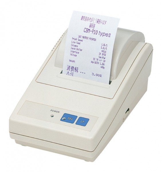 Citizen CBM-910II Kassendrucker 58mm LPT