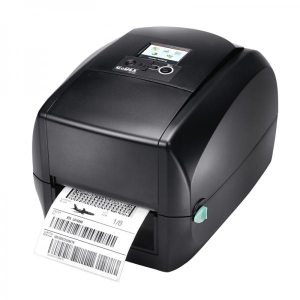 Godex RT700i Etikettendrucker 203dpi Display