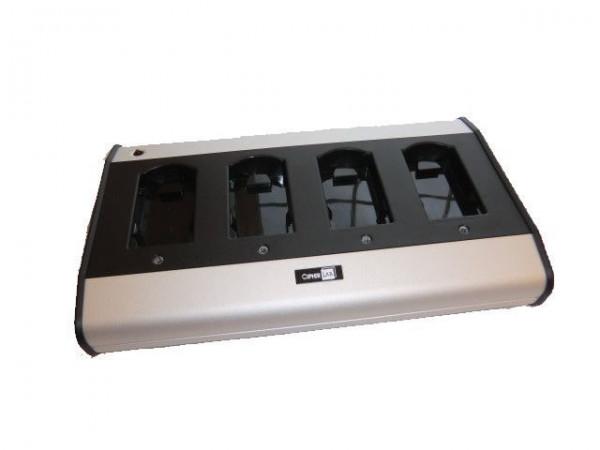 Cipherlab 4-fach Akkuladegerät für CPT-80X1/8300