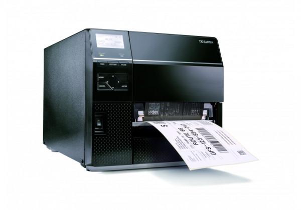 Toshiba B-EX6T3-GS12-QM-R, 203dpi, 160mm, Flat head