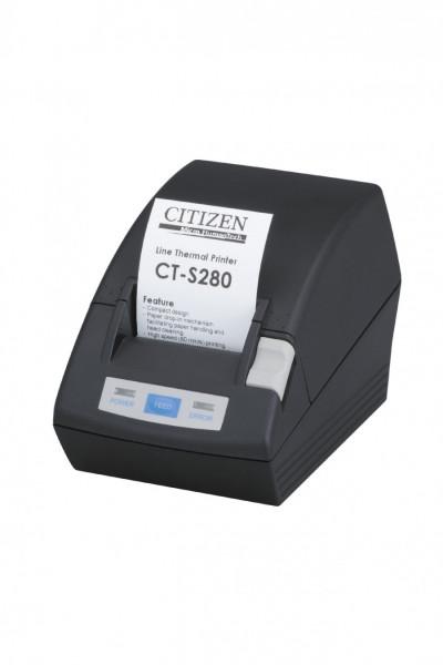 Citizen CT-S280 Kassendrucker 54mm schwarz