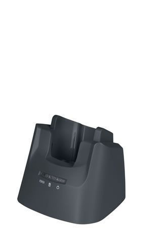 Unitech Lade-/Übertragungsstation für PT/HT630 Serie, RS232 (ohne Netzteil)