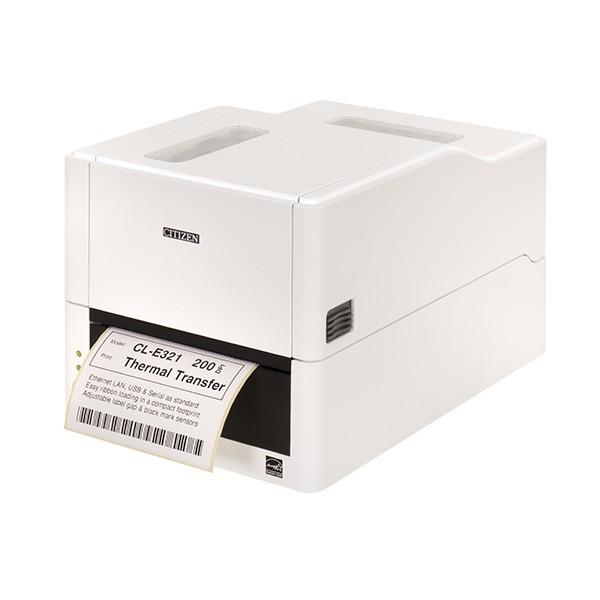 Citizen Etikettendrucker CL-E331 weiss