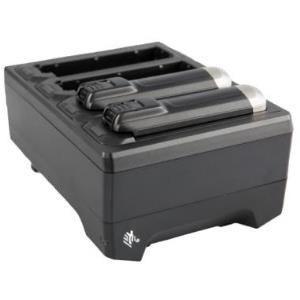 Zebra 4-fach Akkuladestation WT6000 & RS6000