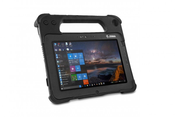 Zebra XPAD L10 Hard Handle Rugged Tablet