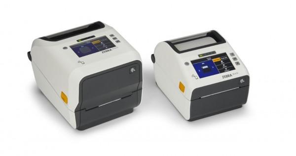 Zebra ZD621t Healthcare Etikettendrucker 300dpi Display Ethernet