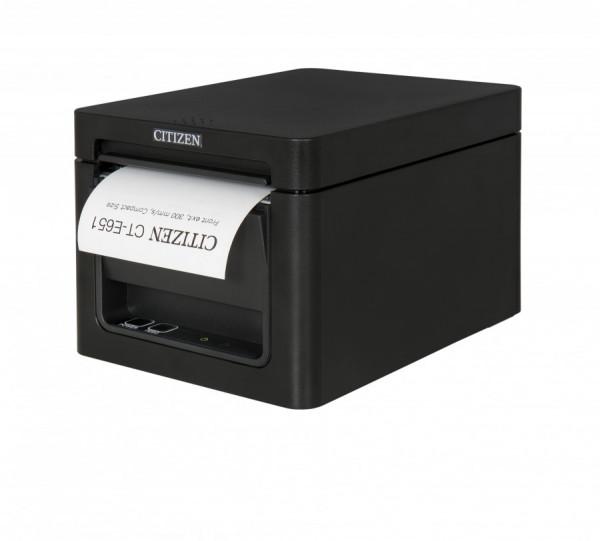 Citizen Kassendrucker CT-E651 BT schwarz