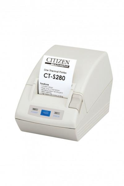 Citizen CT-S280 Kassendrucker 54mm weiss
