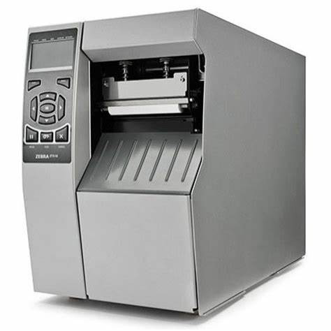Zebra ZT510 Etikettendrucker 300dpi Spender& Aufwickler