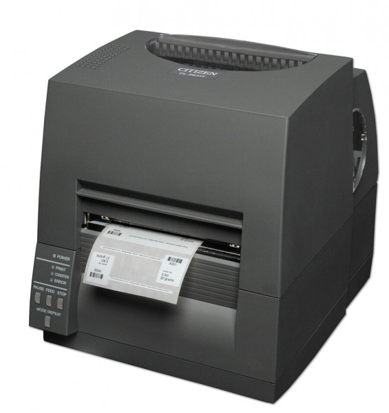 Citizen CL-S631II 300dpi Etikettendrucker Dual-IF schwarz
