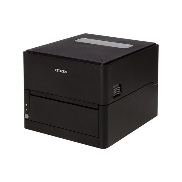 Citizen CL-E300 Thermo Etikettendrucker Cutter schwarz