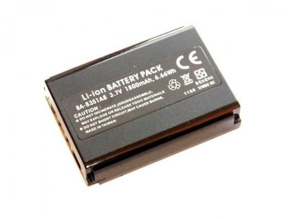 Cipherlab Li-Ion Akku 1800 mAh, 3,7 V