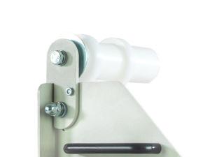 Labelmate LD-DE-SS, Durchmesser Erweiterung Edelstahl (Werkseitig montiert).