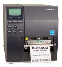 Toshiba B-EX4D2-GS12 Thermo Etikettendrucker