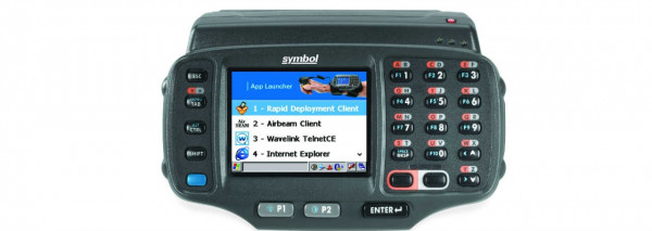 Zebra WT41N0 Barcodescanner Touch Display