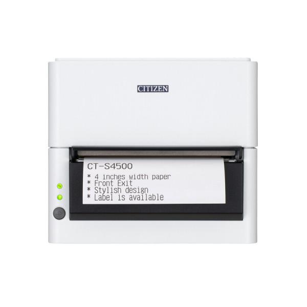 Citizen CT-S4500 Kassendrucker 104mm BT weiss