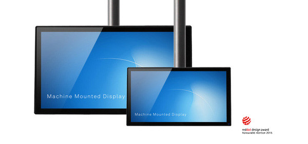 ADS-TEC DVG-MMD8017 010-AA Maschinendisplay