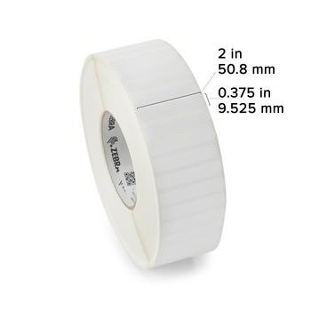 Zebra 880253-031D Z-Ultimate 3000T White Etiketten