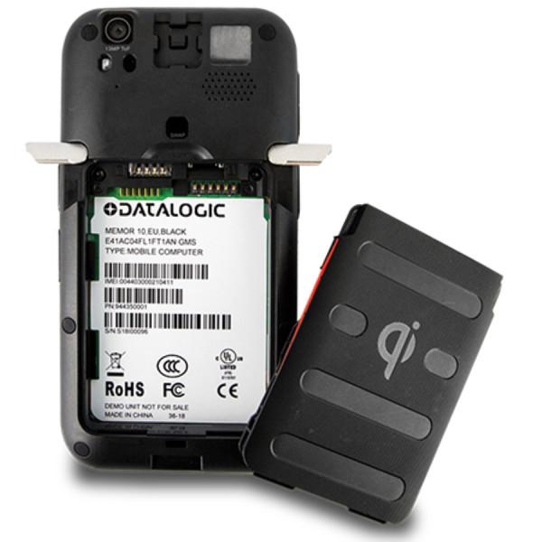 Datalogic Standard Akku Memor 10 schwarz